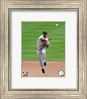 Edgar Renteria -  2006 Fielding Action Fine Art Print