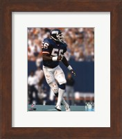 Lawrence Taylor - Action Fine Art Print