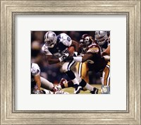 Emmitt Smith - '02 Action Fine Art Print