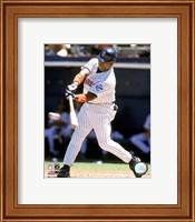Tony Gwynn - 1999 Batting Action Fine Art Print