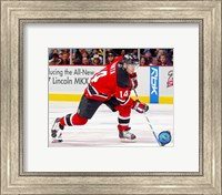 Brian Gionta - '06 / '07 Home Action Fine Art Print
