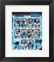 2006 - Panthers Team Composite Fine Art Print
