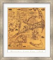 Historic Cape Cod Fine Art Print