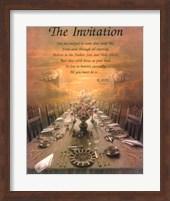 Invitation Fine Art Print