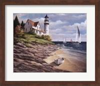 Lighthouse I Fine Art Print