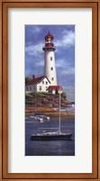 Lighthouse Shoals I Fine Art Print