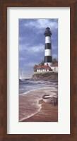 Lighthouse Shoals II Fine Art Print