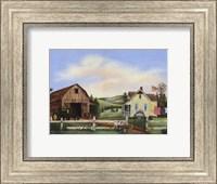 Breezy Meadows Fine Art Print