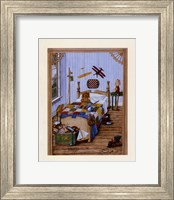 Boy's Bedroom Fine Art Print