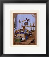 Boy's Bedroom Fine Art Print