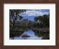 Florida Wetlands Fine Art Print