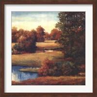 Lakeside Serenity II Fine Art Print