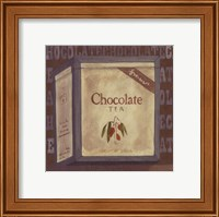 Chocolate Tea Fine Art Print