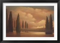 Cypress Hills II Fine Art Print