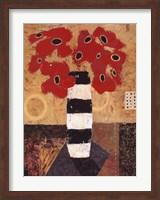 Red Latitudes Fine Art Print