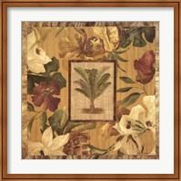 Fabric Palm I Fine Art Print