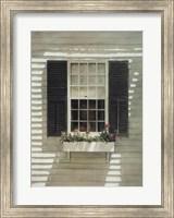 Nantucket Window Box Fine Art Print