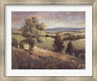 View From The Hill Fine Art Print