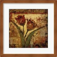 Floral Song V Fine Art Print