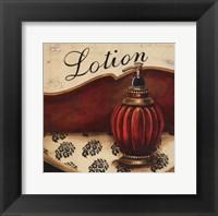 Lotion - Mini Fine Art Print