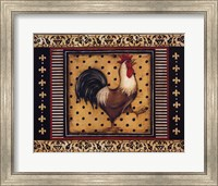 Provence Rooster I Fine Art Print