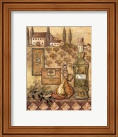 Flavors Of Tuscany I - Mini Fine Art Print