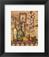 Flavors Of Tuscany IV - Mini Fine Art Print