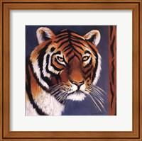 Exotic Tiger - Mini Fine Art Print