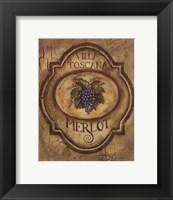 Merlot - Mini Fine Art Print