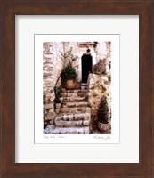 Steps 'N Stones - Mini Fine Art Print