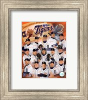2007 - Tigers Team Composite Fine Art Print