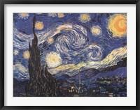 Starry Night Fine Art Print