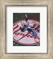 Mickey Mantle - Knelling in Batting Circle Fine Art Print