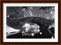New York - Winter In Central Park Fine Art Print