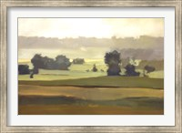 Morning Haze Fine Art Print