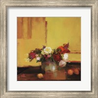 Floral Kaleidoscope II Fine Art Print