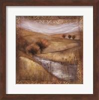 Waterside I Fine Art Print