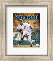 Placido Polanco - 144th Straight With Out Errors Fine Art Print