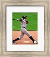 Curtis Granderson - 2007 Batting Action Fine Art Print