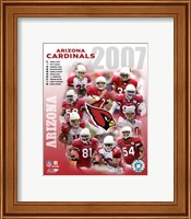 2007 - Cardinals  Team Composite Fine Art Print