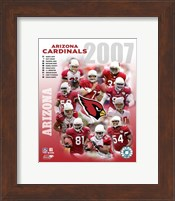 2007 - Cardinals  Team Composite Fine Art Print