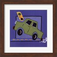 Kiddie Car Fine Art Print