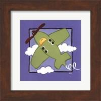 Kiddie Plane Fine Art Print