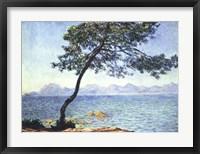 Antibes View Fine Art Print