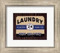 Laundry Fine Art Print