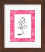 Ballerina Princess Fine Art Print