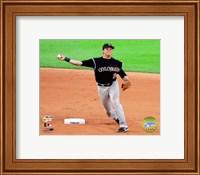 Troy Tulowitzki - '07 NLDS / Game 1 Fine Art Print