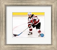 Brian Gionta '07 / '08 Away Action Fine Art Print