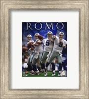Tony Romo - 2007 Multi-Exposure Fine Art Print