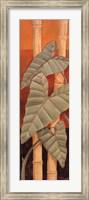 Bali Leaves II Fine Art Print